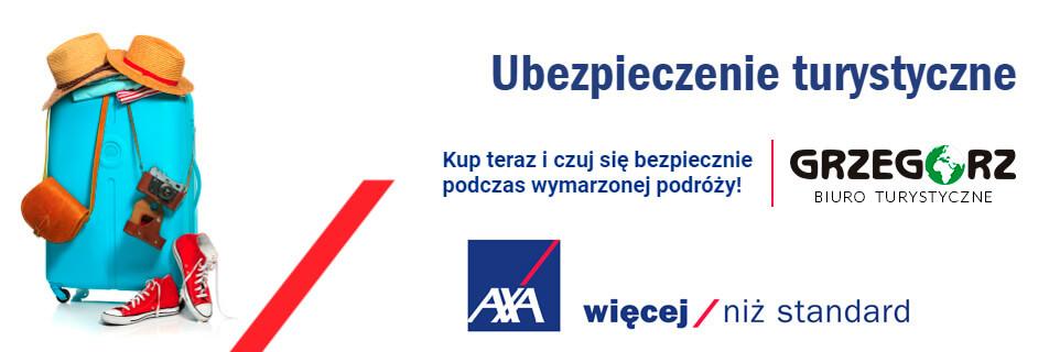 Ubezpieczenia turystyczne Chorzów - Biuro Turystyczne Grzegorz